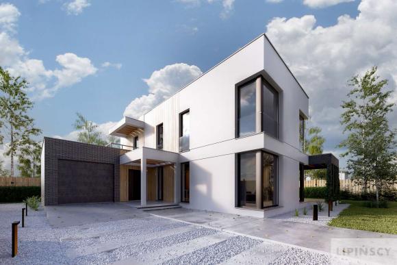 Promocja na projekty domów piętrowych