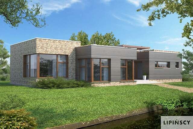 Zobacz powiększenie wizualizacji frontowej - projekt Villach