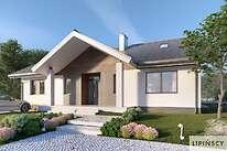 Projekt domu - DCB121-Rockville