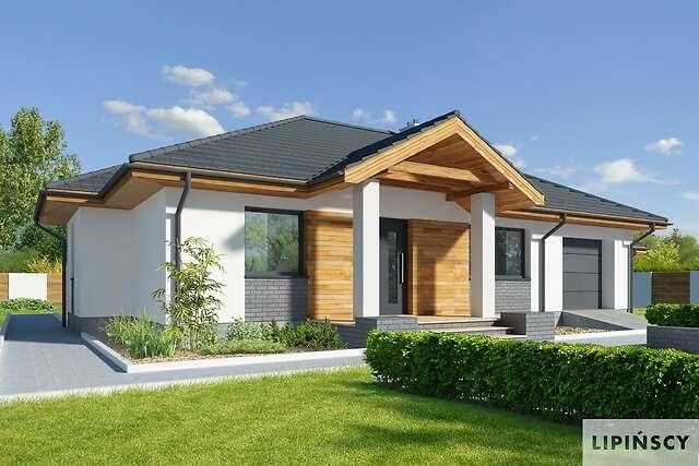 Projekt domu - DCB126-Altura