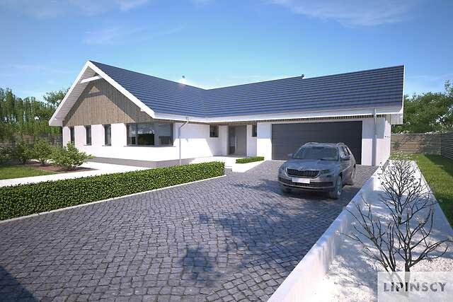 Projekt domu - DCB137-Noordwijk