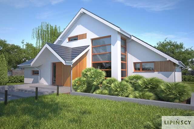 Zobacz powiększenie wizualizacji frontowej - projekt Lagos V
