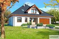 Projekt domu - DCP201-Ascot