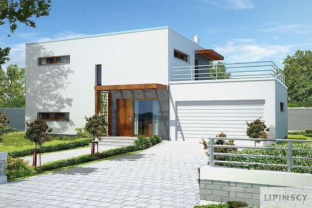 Promocja wiosenna na projekty domów piętrowych