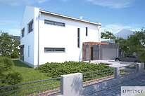 Projekt domu - DCP268g-Belfast VIII