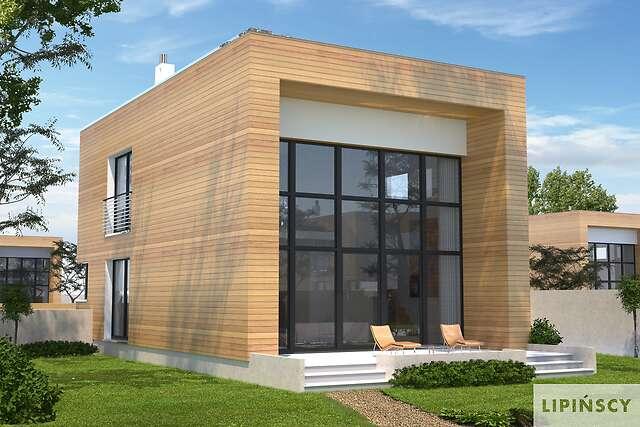 Zobacz powiększenie wizualizacji ogrodowej - projekt Delft