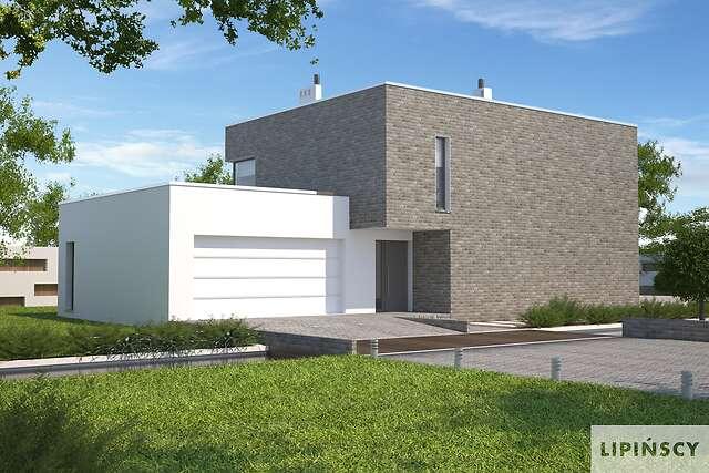Zobacz powiększenie wizualizacji frontowej - projekt Limerick