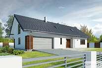 Projekt domu - DCP349a-Nikozja II