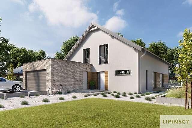 Projekt domu - LDP09-Sligo Pasywny 9