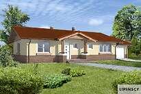 Projekt domu - LMB67d-Aspen V