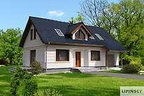 Projekt domu - LMP90c-Bergen IV